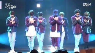 [MPD직캠] 갓세븐 직캠 Fly GOT7 Fancam @엠카운트다운_160331