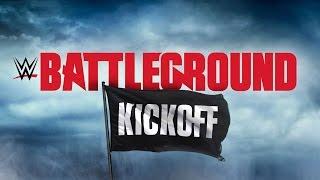 WWE Battlegrund 2016 Kickoff Show