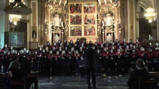 La nit de Nadal.Coro P.Mariano Ramo.dir.Cristian Cavero.