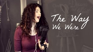 The Way We Were - Barbra Streisand || LIVE cover