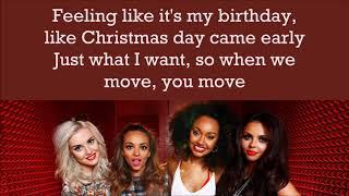 Little Mix ~ Move ~ Lyrics
