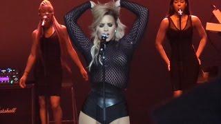 """Demi Lovato """"BODY SAY"""" Guadalajara Mexico (October 18th, 2016)"""