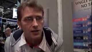 LIDS 2014: Scubaverse talks with Richard Corner from MARES about SSI