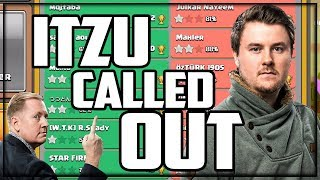 Itzu CALLED OUT! The CRAZIEST Legend League Attack!