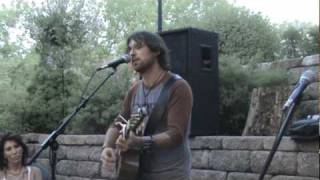 Chad Wilson from John Brown Plays an Accoustic Song at Sloppy Joes
