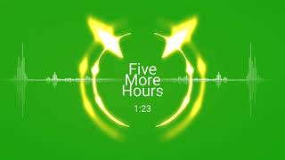 Chris Brown - Five More Hours ( Dj Costi Mix)