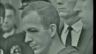 Lee Harvey Oswald interview (post shooting)