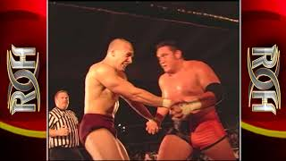 Bryan Danielson vs Samoa Joe (ROH Midnight Express Reunion)