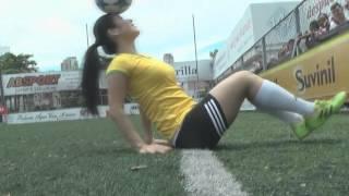 Freestyle - Raquel Benetti - TV Esporte Mais