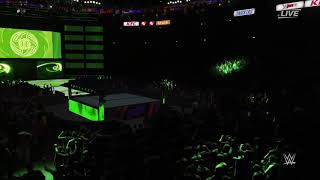 WWE2k18 Hurricane Entrance with Trons and Theme!