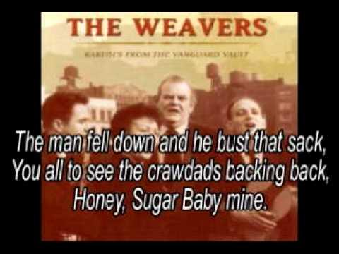 The Crawdad Song The Weavers Lyrics Chords Chordify