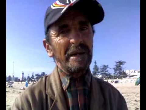Peanut Man in Essaouira