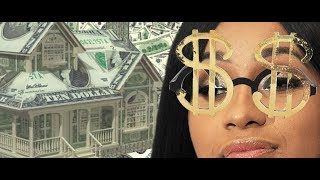 Cardi B DROPS 'MONEY' SINGLE INTERNET REACTS 'She May Have actually wrote this one cause its...'