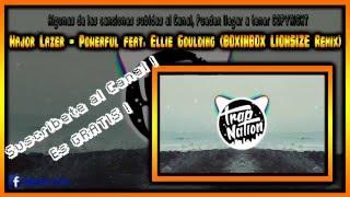Major Lazer - Powerful feat. Ellie Goulding (BOXINBOX & LIONSIZE Remix)