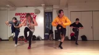 Aaliyah | Try Again | Choreographer Jon Rua