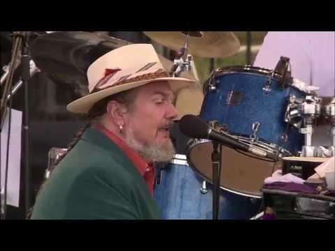 dr-john at Newport Jazz FestivalNewport, RI on Aug 13, 2006