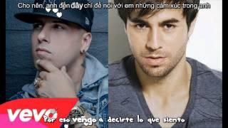 [Vietsub+Kara] El Perdón -Nicky Jam ft. Enrique Iglesias