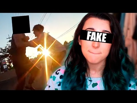 THE WORST OF YOUTUBE: Faking Assault For Views