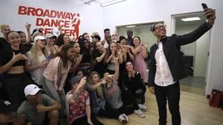 Dawin - Dessert ft. Silento #DessertDance at Broadway Dance Center