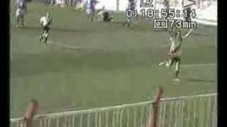 Gol David Guerra