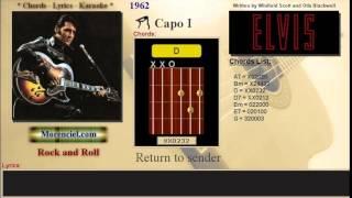 Elvis Presley - Return to sender #0145