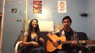 Cover We belong together-Ritchie Valens, Earth Angel-the Penguins by Monique Chavez and Juan Anaya