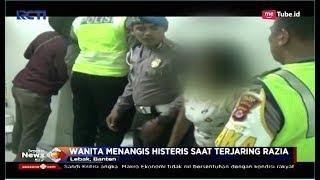 Terjaring Razia di Kamar Hotel, Wanita Ini Menangis Histeris - SIP 08/01