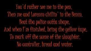 Rage Against The Machine - Fuck Tha Police (with Lyrics)