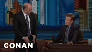 Louis C.K.'s Embarrassing NYC Story - CONAN on TBS