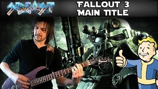 Fallout 3 - Main Title - Metal Cover