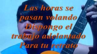 Daniel-Solo pienso en Ti -Guillermo Davila (cover)