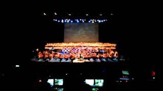 Joe Hisaishi Live Concert - Zénith de Paris - Princess Mononoke 1ère partie