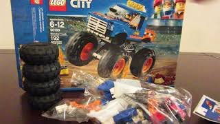 Building Lego 60180 Monster Truck (1 of 3)