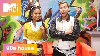 90's Trivia: Backstreet Boys or NSYNC? | 90's House: Hosted by Lance Bass & Christina Milian | MTV