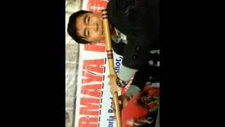 Fula ko thunga bamboo flute