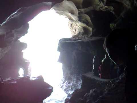 Hercules Cave entrance of Atlantic Ocean in Tangier Morocco – Part 2