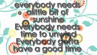 SUMMER GIRL (lyrics)