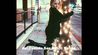 Sabrina Carpenter-We'll Be The Stars (Subtitulada a Español)