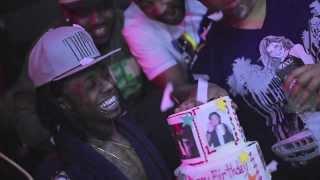 Lil Wayne's 31th Birthday At Live - Birdman Host Mansion On Monday [2013]