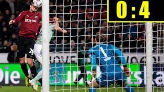 Hannover 96 - Bayern München 0:4 (ANALYSE)