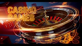 Casino Games / Poker Champions / Casino Online Intro  ( After Effects Project Files ) ★ AE Templates
