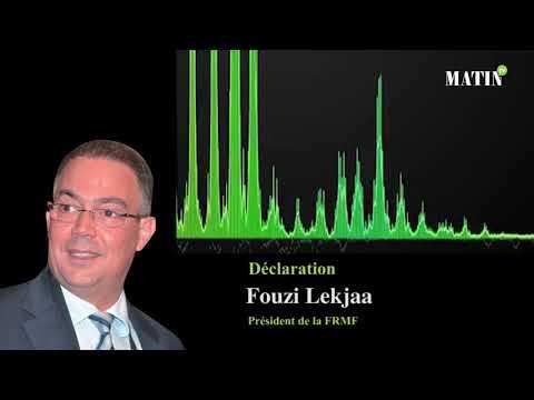 Video : Fouzi Lekjaa appelle à réduire le fossé entre le football africain et mondial
