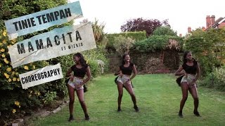 Tinie Tempah ft Wizkid - Mamacita | @LeoniJoyce Choreography