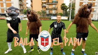Baila Como el Papu - Official ORSO's Video