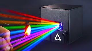 Magic Laser Cube