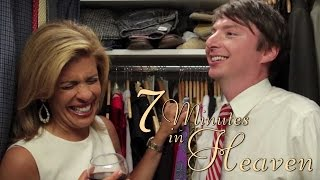 Hoda Kotb | 7 Minutes in Heaven