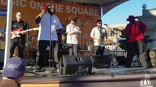 City, Country, City  Cisco Kid War Tribute   Redwood City Music on the Square 6 29 18.