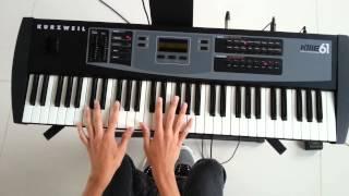 Se eu me humilhar - Discopraise ft. André Valadão (Cover Teclado) By: Gabriel Barros