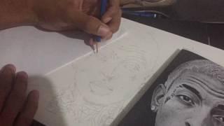 Desenhando o Mc Guime