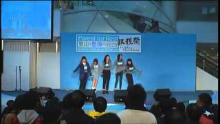 ℃-ute - THE FUTURE (LIVE) 2014.11 SATOYAMAイベント